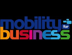logo salon mobility for business